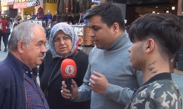 İlave TV Suriyeli Röportajı