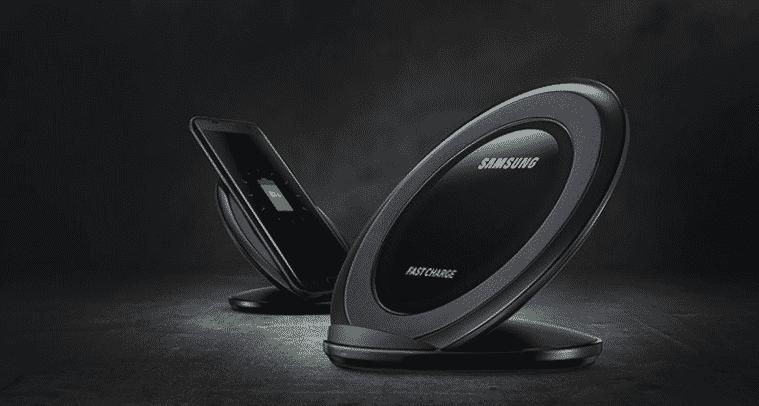 Samsung Kablosuz Şarj