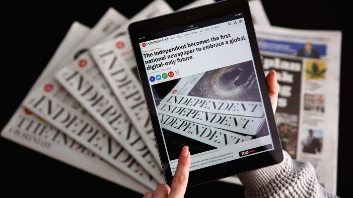 Gazete Okumak İstiyorum
